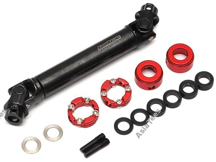 Boom Racing BADASS™ Heavy Duty Steel Center Drive Shaft 81-109mm (Pin to Pin) 1Pc