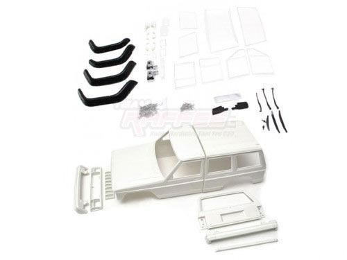 Team Raffee Co. Cherokee XJ Hard Plastic Body Kit Set 313mm