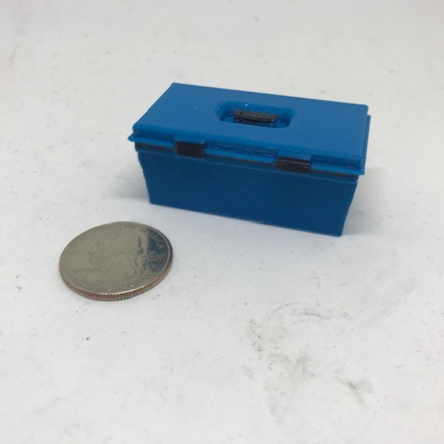 Scale tool box (Blue)
