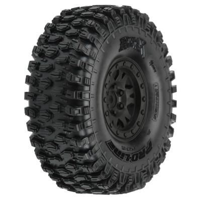 Pro-line Racing Hyrax 1.9 G8 Mtd Impulse Black Wheel