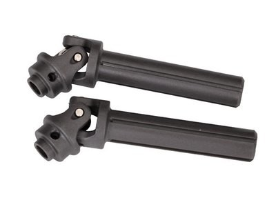 Traxxas Differential output yoke assembly, extreme heavy duty (2) (left or right, front or rear) (assembled with external-splined half shaft)