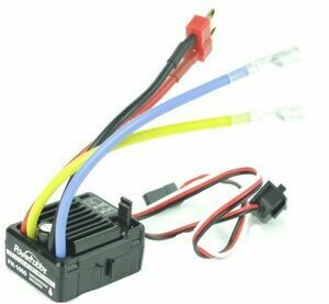 Power Hobby PH-1060 Waterproof Brushed Crawler ESC (2-3S)