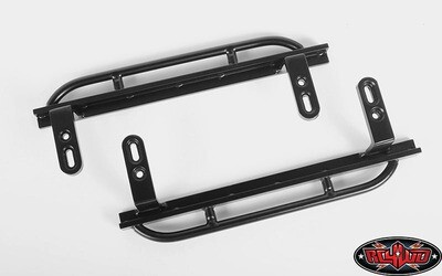TOUGH ARMOR LOW PROFILE SIDE SLIDERS FOR TRAXXAS TRX-4