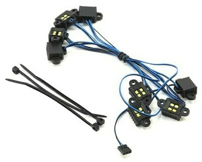 Traxxas TRX-4 LED Rock Light Kit (Requires TRA8028 Power Supply)