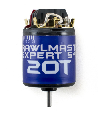HOLMES HOBBIES CRAWLMASTER EXPERT 540 20T
