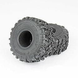 PIT BULL TIRES ROCK BEAST XOR 1.9 ALIEN Kompound w/Foam (2)