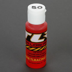 TLR Silicone Shock Oil, 50wt, 2oz