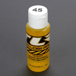 TLR Silicone Shock Oil, 45wt, 2oz
