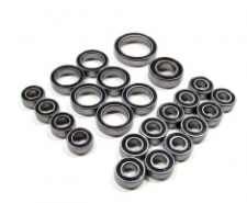 Boom Racing High Performance Full Ball Bearings Set Rubber Sealed (23 Total) for Axial Wraith