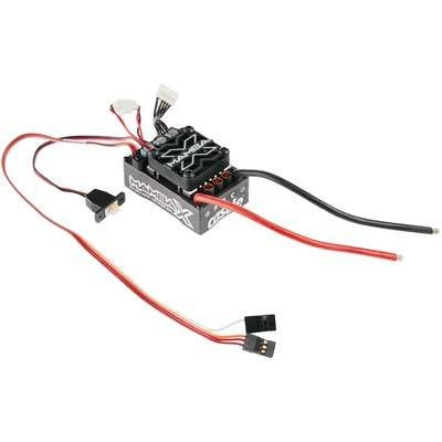 Castle Creations Mamba X Sensored 25.2V Waterproof ESC