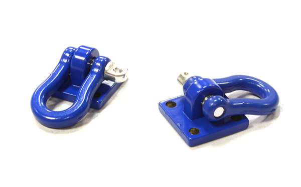 INTEGY REALISTIC 1/10 D-RING BOW SHACKLE
