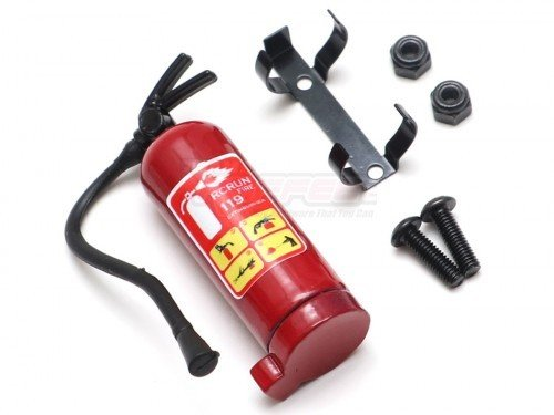 Team Raffee Co. Alloy Fire Extinguisher