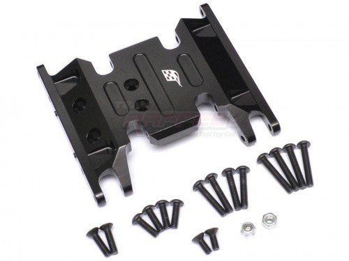 Team Raffee Co. Aluminum Skid Plate for Axial SCX10 II