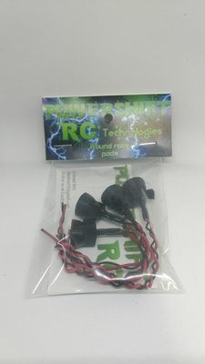 Powershift RC Round Rock Pods