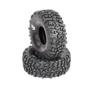 Pit Bull Tires Rock Beast II Scale 2.2 ALIEN KOMPOUND No Foam (2)
