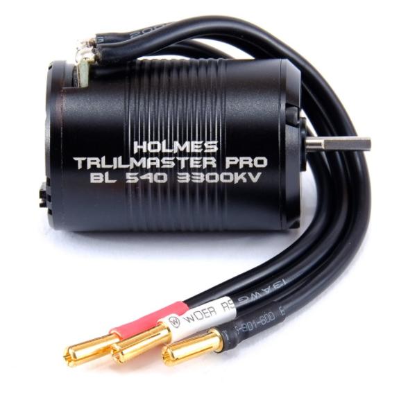 Holmes Hobbies TRAILMASTER PRO BL 540 3300KV