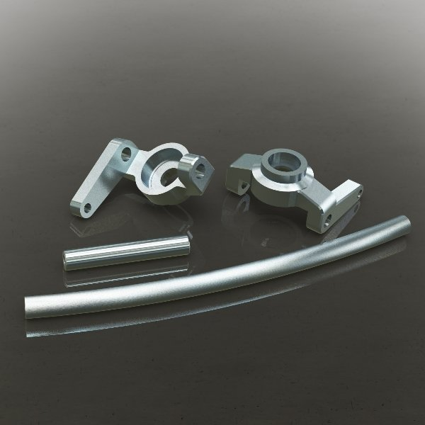 Redcat Racing Aluminum High Steering Knuckles (L/R)