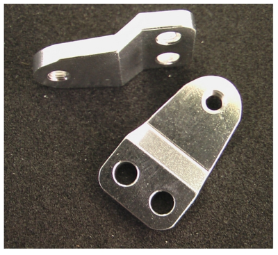 Aluminum M3 Step Type Mount 2mm Offset (2)