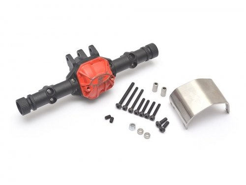 Boom Racing AR44 PHAT™ Axle Housing W/ ARMOUR™ Skid Plate