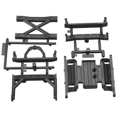 Axial Frame Brace for SCX10