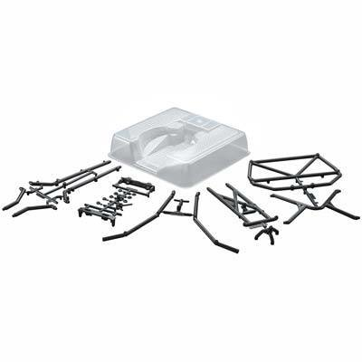 Axial Roll Cage Flat Bed