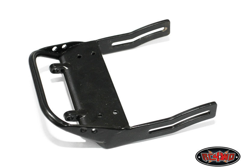 TOUGH ARMOR STUBBY FRONT BUMPER TO FIT AXIAL SCX10