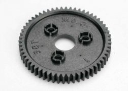 Traxxas Spur gear, 58-tooth (0.8 metric pitch, compatible with 32-pitch)
