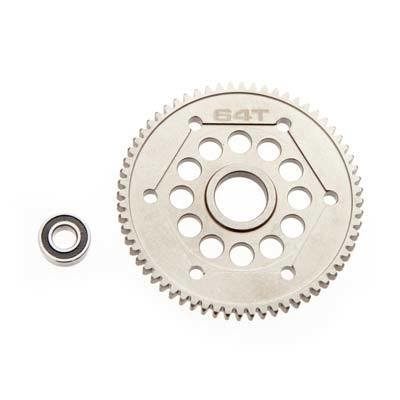 Axial Racing Steel Spur Gear 32P 64T Yeti