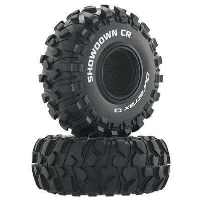 DuraTrax Showdown CR 2.2 Crawler Tire C3 (2)