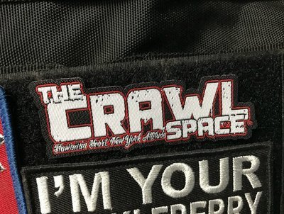 Crawl Space morale patch