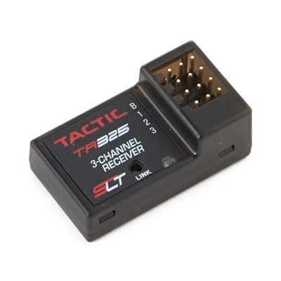 Tactic TR325 3Ch 2.4GHz Receiver