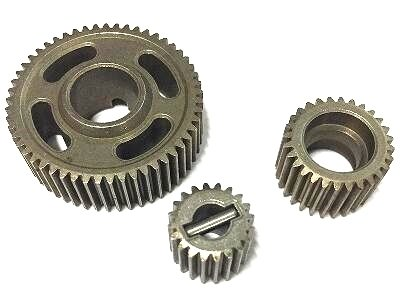 REDCAT RACING STEEL TRANSMISSION GEAR SET FOR EVEREST GEN7 & EVEREST-10 VEHICLES