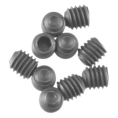 Axial Racing Set Screw M3x3mm Black Oxide (10)