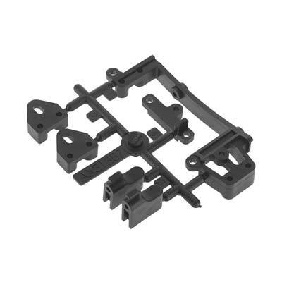 Axial Racing Servo Mounts SCX10 II