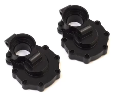 ST Racing Concepts Traxxas TRX-4 Brass Rear Inner Portal Drive Housing (Black)