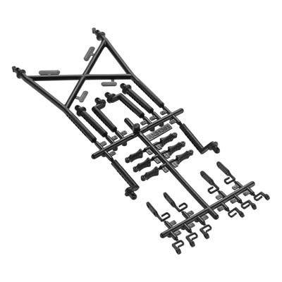 Axial Racing Body Posts SCX10 II