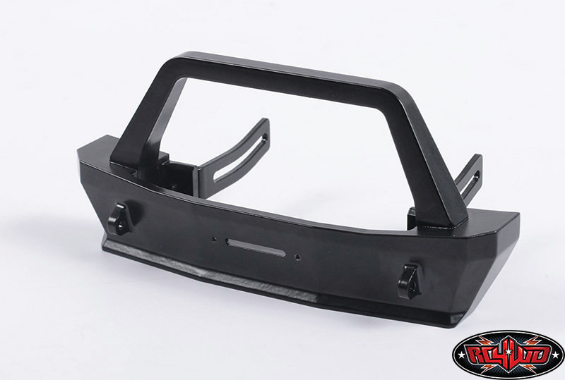 RC4WD TOUGH ARMOR STUBBY FRONT WINCH BUMPER FOR AXIAL SCX10