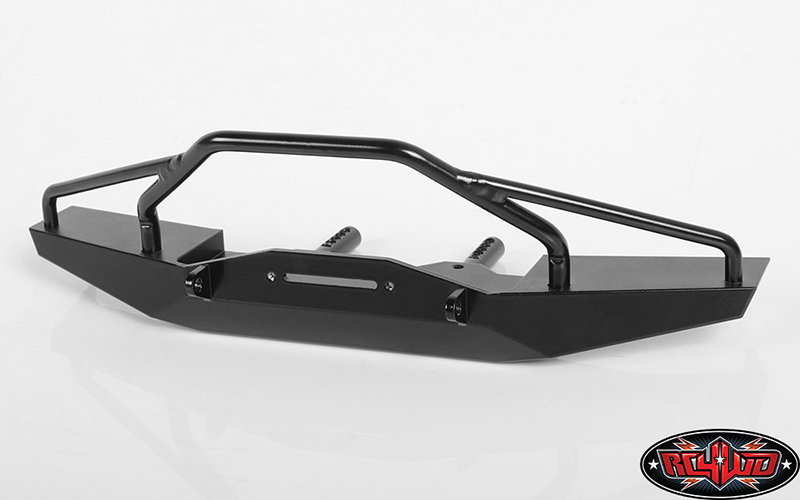 RC4WD TOUGH ARMOR FRONT WINCH BUMPER FOR AXIAL SCX10 II (TYPE B)