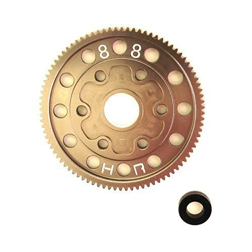Hot Racing Aluminum Spur Gear (88T 48P)