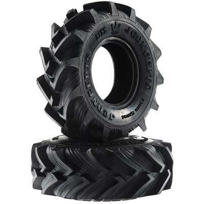 """JConcepts Fling King 2.6"""" Tires Blue"""