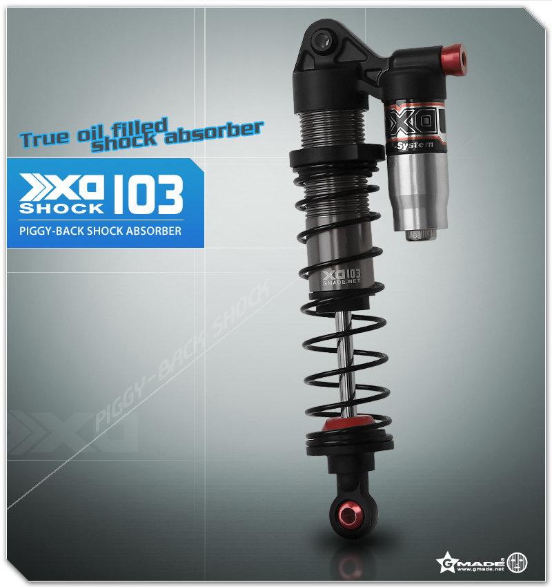 GMade Xd Piggyback Shock 103mm (2)
