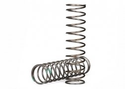 Traxxas Springs, shock (natural finish) (GTS)
