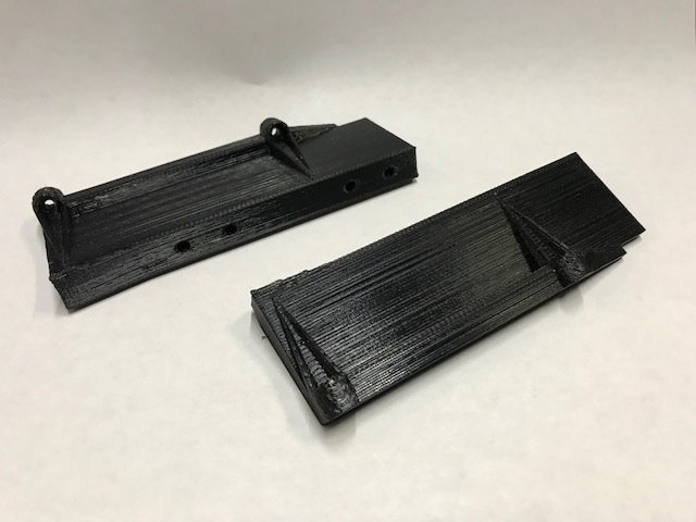 Comp Spec Tamiya F350 body mounts