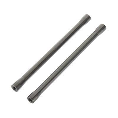 Axial Racing Threaded Alum Link 7.5x107mm Gray (2)