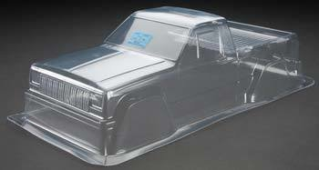 Pro-Line Jeep Comanche Full Bed Clear Body 313mm
