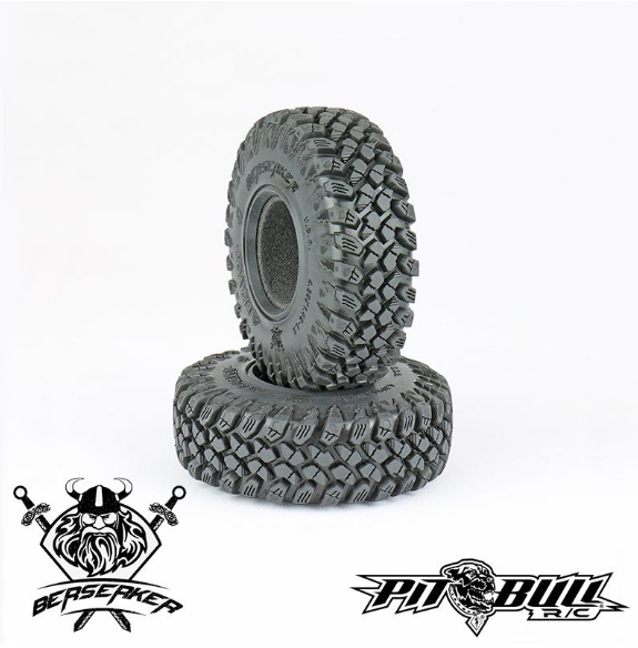 Pit Bull Tires Braven Berserker 1.9 ALIEN Kompound w/Foam (2)