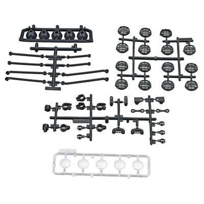 Axial Racing Universal 5 Bucket Light Bar Set