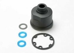 Traxxas Carrier, differential/ x-ring gaskets (2)