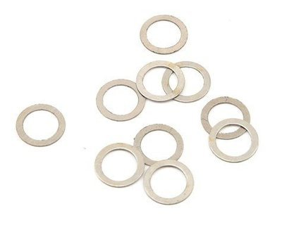 ProTek RC 5x7x0.2mm Clutch Bell Shim (10