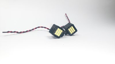 Powershift Night Killer Light Series, big square pods